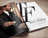 Inspiring designer: Tom Ford