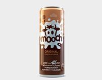 Mooch Chocolate Milk - Branding and Packaging Design