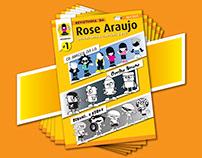 Revistinha da Rose Araujo Nº1