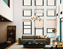Living Room CG
