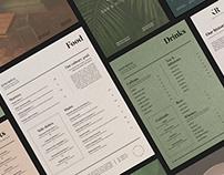 Kino Royal - Restaurant Branding