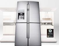 Refrigerador - Samsung