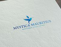 Mystica Mauritius Logo