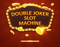 Double Joker Slot Machine GUI