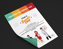 Club K - Summer Camp - Flyer