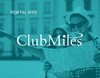 Clubmiles Portal