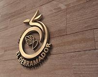 """Identidad de marca: """"SAT El Derramador"""""""