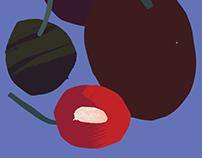 """ Inside Surprise / The Cherries"""
