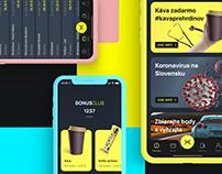 Refueling iOS app concept