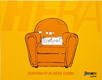 Hera Comm | Welcome pack