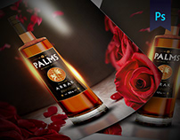 PALMS Premium Arrak Social Media Ads