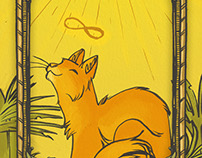Cat Tarot Project