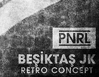 Beşiktaş JK Retro x Adidas