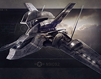 Imperial fighter concept