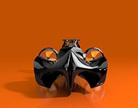 3D Model: KTM Concept Boat