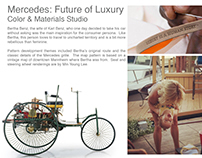 Mercedes: Future of Luxury