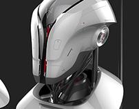 #helmetchallenge - Demogorgon Robot