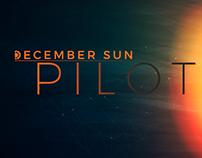 December Sun | Pilot EP Artwork