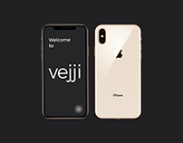 Vejji iPhone WIP