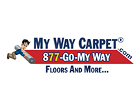 My Way Carpet Logo Animation