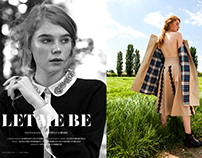 Let me be | Editorial on Obvious Magazine
