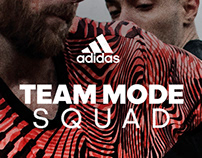 adidas Football | Team Mode Squad