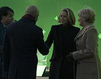 Madam Secretary S4 Finale, Greenscreen, the White House
