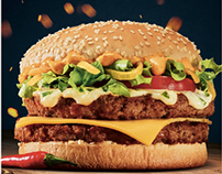McDonald's Spicy McFeast® launch ad