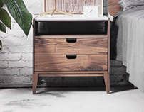 Mariela Nightstands