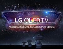 Campaña LG Oled TV