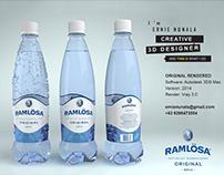Water Bottle Branding