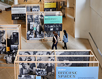 UW's Office of Minority Affairs & Diversity Exhibit