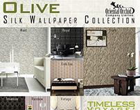 Olive Wallpaper Advs