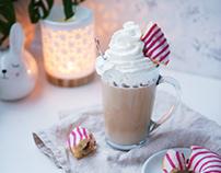 Latte macchiattostyling for GLASMARK