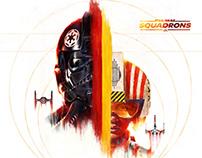 Star Wars + EA: Squadrons