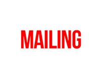 Mailing, Newsleter