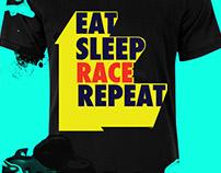 Type Heavy t-shirts