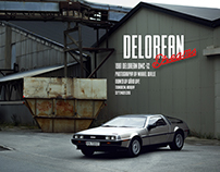 PROJECT DRIVE: DeLorean Dreams