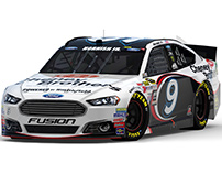 2015 #9 Cheney Brothers Ford Fusion