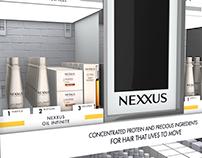 Unilever Nexxus Display