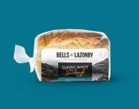 Bells of Lazonby Bread Packaging
