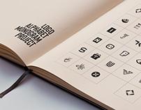 Monogramico - Logo Alphabet Monogram Project