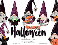 Halloween Nordic Gnomes