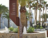 Señalética Hoteles Grand Palladium - Ibiza