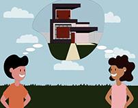 Ilustrações para Fluxograma do Cliente