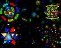 Color Cosmos - VJ Loop Pack (5in1)