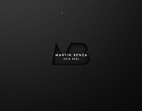 Martin Benza 2016 Reel