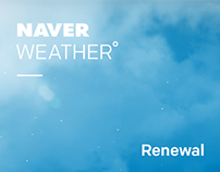 NAVER WEATHER RENEWAL