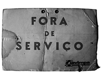 out of service . laundry . Lisboa, Portugal