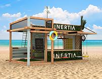 INERTIA Summer 2017 Booth